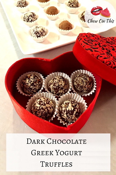 Dark Chocolate Truffles | So Easy To Make...It's Like Taking Candy From A  Baby