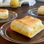 Paleo Lemon Meringue Bars
