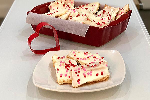 Valentine Lavash Candy