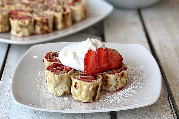 French Toast Pinwheels
