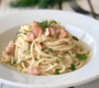 Creamy Pasta with Smoked Salmon